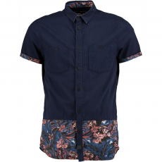 O'Neill LM OKANDA SHIRT Ing D (O-601316-o_5035-Navy Night)