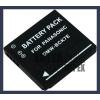 Panasonic Lumix DMC-FP7K 3.6V 660mAh utángyártott Lithium-Ion kamera/fényképezőgép akku/akkumulátor