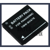 Panasonic Lumix DMC-FP5 3.6V 660mAh utángyártott Lithium-Ion kamera/fényképezőgép akku/akkumulátor