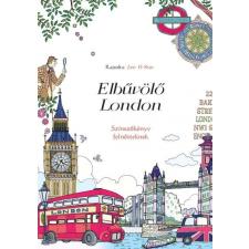 Vad Virágok Könyvműhely Lee Il-Sun: Elbűvölő London - Színezőkönyv felnőtteknek hobbi, szabadidő