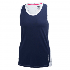Helly Hansen W Naiad Singlet T-shirt,top D (54185-o_691-Evening Blue)