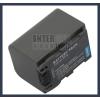 Sony DCR-DVD653 7.2V 1250mAh utángyártott Lithium-Ion kamera/fényképezőgép akku/akkumulátor