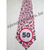 Nyakkendő 50. születésnapra