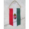 Magyar zászló asztali 16 cm