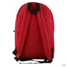 E1401 - Miss Lulu London nagyméretűUnisex hátizsák táska piros