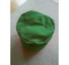 Zöld babzsák puff bútor