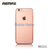 Apple iPhone 6 6S Remax Crystal TPU - Rose gold
