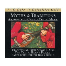 Különbözõ elõadók Myths & Traditions - Anthology Of Irish & Celtic Music CD egyéb zene