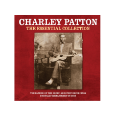 Charley Patton Essential Collection CD egyéb zene