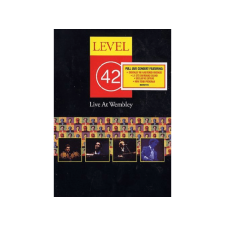 Level 42 Live At Wembley DVD egyéb zene