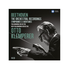 Philharmonia Orchestra, New Philharmonia Orchestra, Otto Klemperer The Orchestral Recordings - Symphonies & Overtures CD egyéb zene