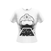 Star Wars The Force Awakens - X-Wing Fighter Helmet T-Shirt Nõi L