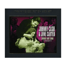 Johnny Cash & June Carter Cash Johnny and June CD egyéb zene
