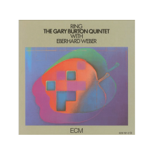 The Gary Burton Quintet, Eberhard Weber Ring (CD) egyéb zene