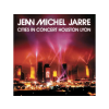Jean Michel Jarre Cities In Concert - Houston / Lyon 1986 CD