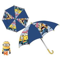 Minions esernyő kék