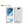 Samsung Galaxy Note 2 N7100 hátlap, Case-Mate Barely There, white