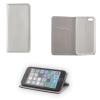 LG G4, Oldalra nyíló tok, stand, Smart Magnet, metalic