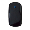 Samsung Galaxy Music S6010, TPU szilikon tok, S-Line, fekete
