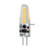 2W G4 2700-3000K melegfehér LED égő