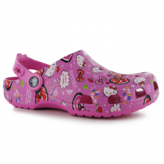 CROCS Strand papucs Crocs Hello Kitty Good Times gye.