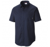 Columbia Thompson Hill Solid Short Sleeve Shirt Ing D (1577601-o_464-Collegiate Navy) férfi ing