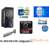 Kezdő Gamer PC: Intel Core i3 CPU+ AMD Radeon R7 240 1GB VGA+4GB DDR4 RAM