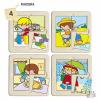 Learning Resources Zaro és Nita puzzle - TÖBBFÉLE