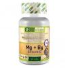 Herbioticum Szerves Mg + B6 Organic tabletta - 60db