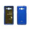 Jelly Samsung Galaxy S5 kék szilikon hátlap