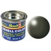 Revell email Szín - 32361: selymes olajzöld (olíva zöld selyem)