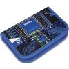 Topgal iskolai tolltartó - CHI 762 D - Kék