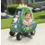 Little Tikes Bébitaxi 173073 autó Cozy Coupe Dino