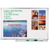LEGAMASTER Professional mágneses fehértábla (whiteboard) 120x300 cm