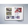 LEGAMASTER PREMIUM mágneses fehértábla (whiteboard), 100x150 cm