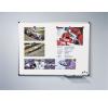 LEGAMASTER PREMIUM mágneses fehértábla (whiteboard), 90x180 cm mágnestábla