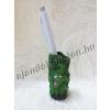 Canabis asztali tolltartó 8 cm