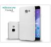 Nillkin Samsung A510F Galaxy A5 (2016) hátlap képernyővédő fóliával - Nillkin Frosted Shield - fehér tok és táska