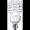 Kompakt fénycső 32W/865 E27 Spirál Economy Twister (tornado) Philips