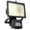 EGLO 88813 WL-flood-light/1 400W sensor black'ALEGA