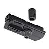 Schrack Technik Schrac Technik LI143120   1 fázisú áramsínre függeszték adapter, fekete