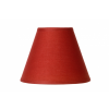 Lucide 61009/16/57 Shade D16-8-12  Pince Dark Red