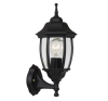 Lucide 11832/01/30 Outdoor lighting 'up' H37cm E27/60W Black kültéri világítás