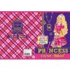 """UNIPAP Füzet, tűzött, A5, vonalas, 32 lap, 2. osztály, UNIPAP """"Barbie glitter"""""""