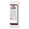"FIMO Gyurma, 350 g, égethető, FIMO ""Soft"", csokoládé"