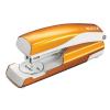 """Leitz Tűzőgép, 24/6, 26/6, 30 lap, LEITZ """"Nexxt Wow"""", metál narancssárga"""