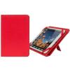 """RivaCase Univerzális táblagéptok, 8"""", állvány, RIVACASE """"GATWICK 3204"""" piros"""