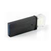 """Goodram Pendrive, 32GB, USB 3.0+microUSB adapter, 110/25 MB/sec, GOODRAM """"TWIN"""""""
