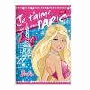 """UNIPAP Füzet, tűzött, A5, vonalas, 32 lap, 3. osztály, UNIPAP """"Barbie fashion"""" *"""