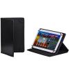 """RivaCase Univerzális táblagéptok, 11.6"""", műbőr, RIVACASE """"3009"""" fekete"""